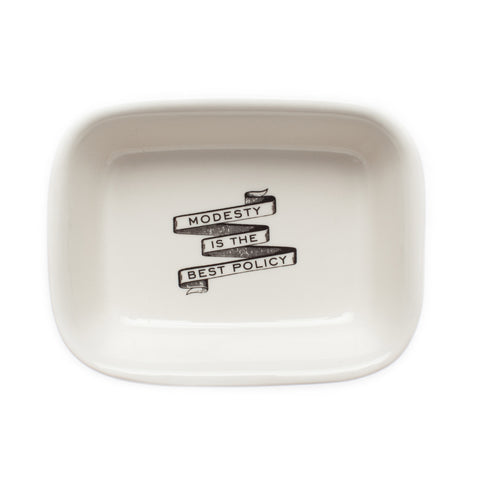 Powder Room Soap Dish design by Izola