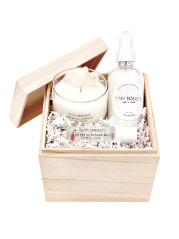 Idyll Love Wellness Gift Set by Tiny Bandit