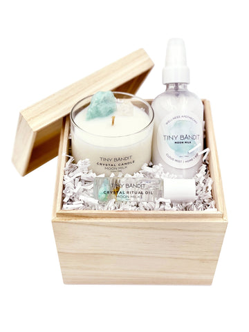 Moon Milk Wellness Gift Set by Tiny Bandit