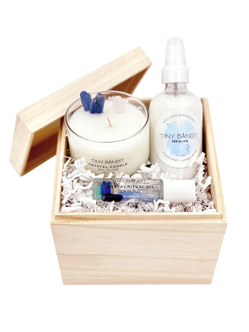 Sea Elixir Wellness Gift Set by Tiny Bandit