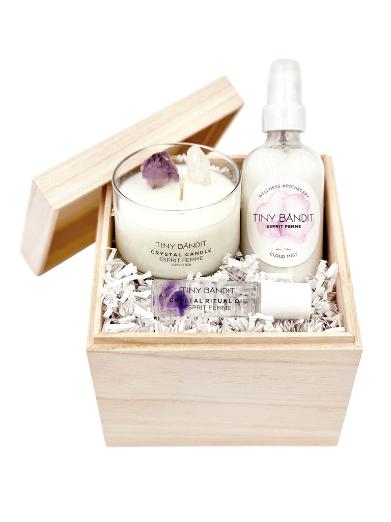 Esprit Femme Wellness Gift Set by Tiny Bandit