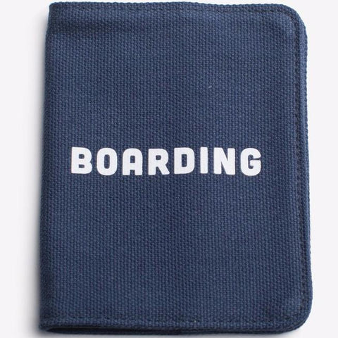 Boarding Passport Holder design by Izola