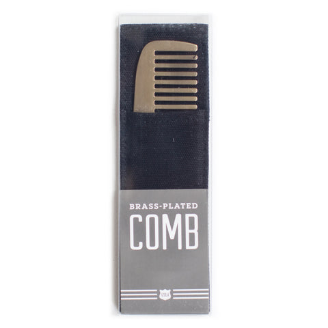 Blank Brass Comb design by Izola