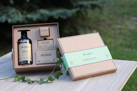 Fer à Cheval Marseille Olive Soap Gift Set