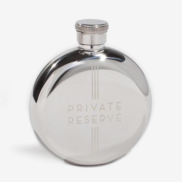 Private Reserve 3oz. Flask by Izola