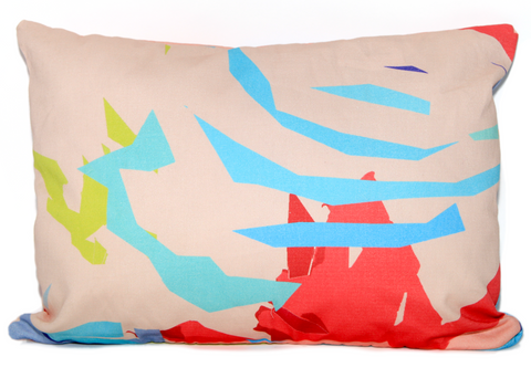 Keys Throw Pillow designed by elise flashman