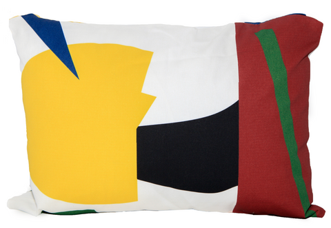 Klee Throw Pillow designed by elise flashman