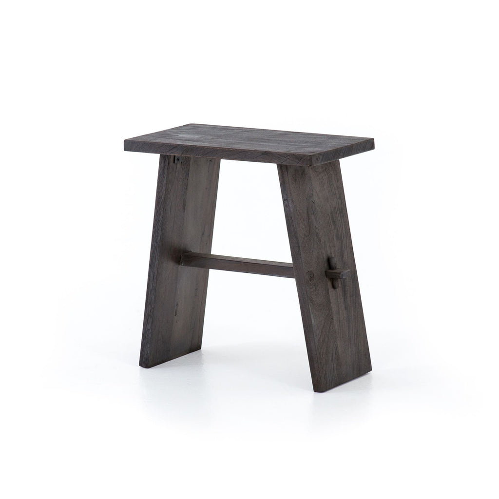 Lavon End Table in Dark Totem