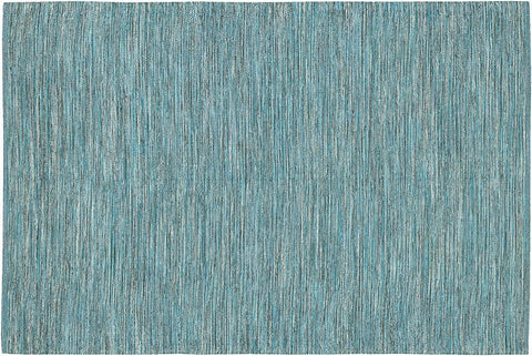 India Collection Hand-Woven Area Rug in Blues design by Chandra rugs
