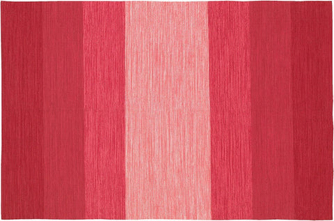 India Collection Hand-Woven Red Variety Area Rug design by Chandra rugs