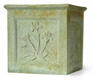 Botanical Planter in Bronzage Finish design by Capital Garden Products