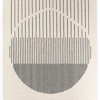 Pyla Modern Graphic Rug by BD Studio