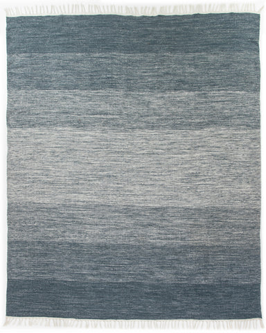 Loma Navy Outdoor Rug in Various Sizes