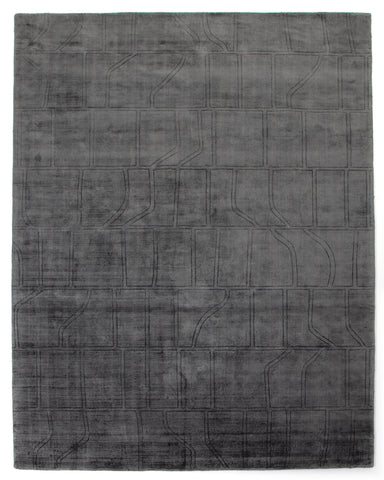 Aranda Carved Rug by BD Studio