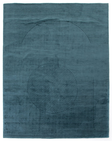 Edan Carved Rug by BD Studio