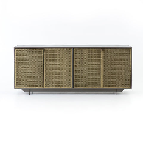 Hendrick Sideboard in Gunmetal