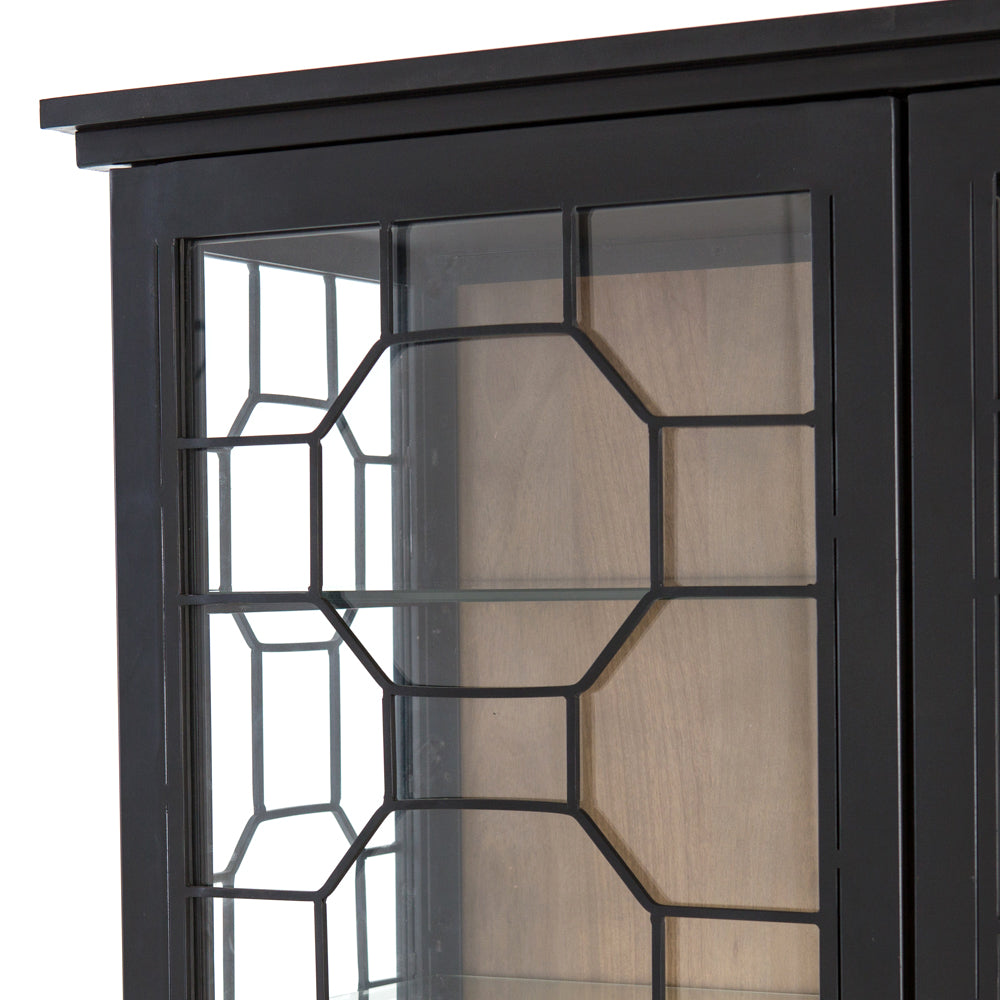 Amma Cabinet In Black