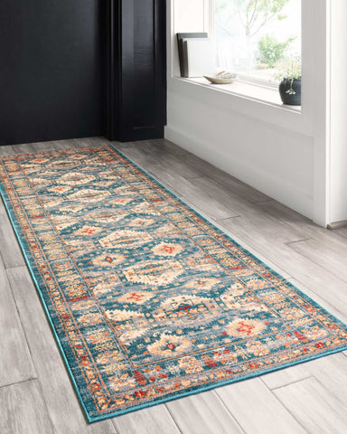 Isadora Rug in Lagoon by Loloi II