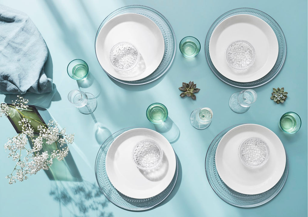 Ultima Thule Plate in Various Sizes design by Tapio Wirkkala for Iittala