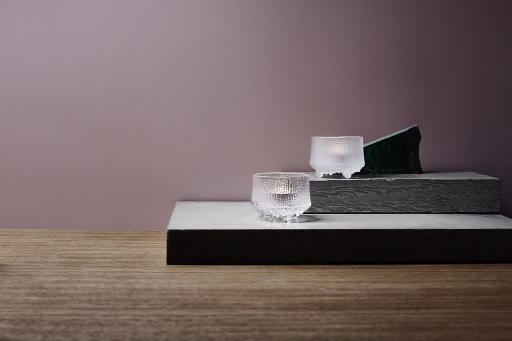 Ultima Thule Tealight Candleholder design by Tapio Wirkkala for Iittala