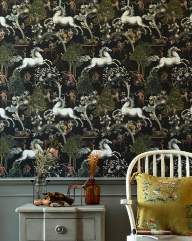 Imaginarium Wallpaper from the Wallpaper Compendium Collection by Mind the Gap