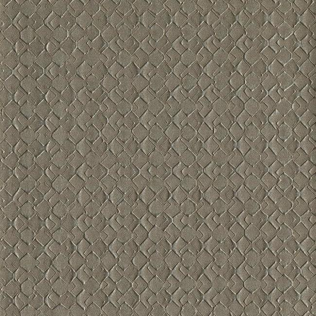 Impasto Diamond Wallpaper in Dark Brown from the Design Digest Collection by York Wallcoverings