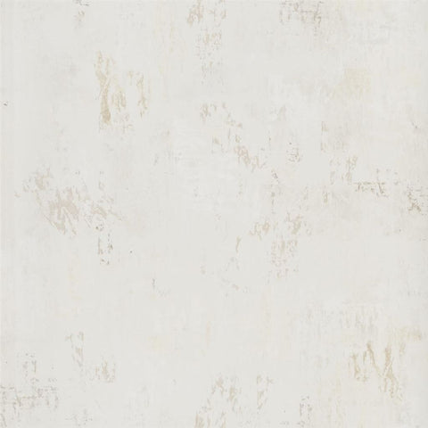 Impasto Wallpaper in Buttermilk from the Tulipa Stellata Collection by Designers Guild