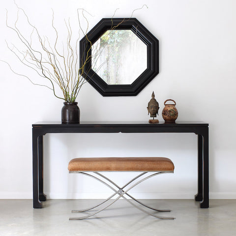 Morris Console Table in Various Finishes