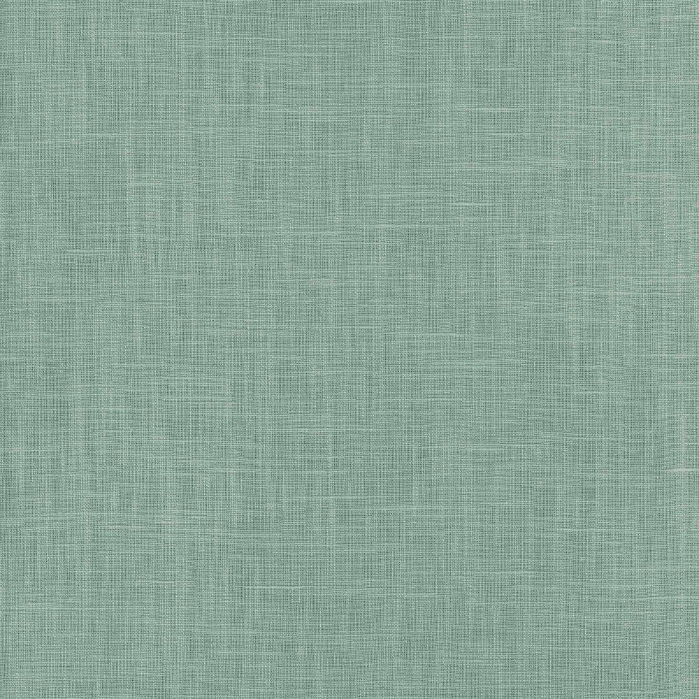Indie Linen Embossed Vinyl Wallpaper in Jade from the Boho Rhapsody Collection by Seabrook Wallcoverings