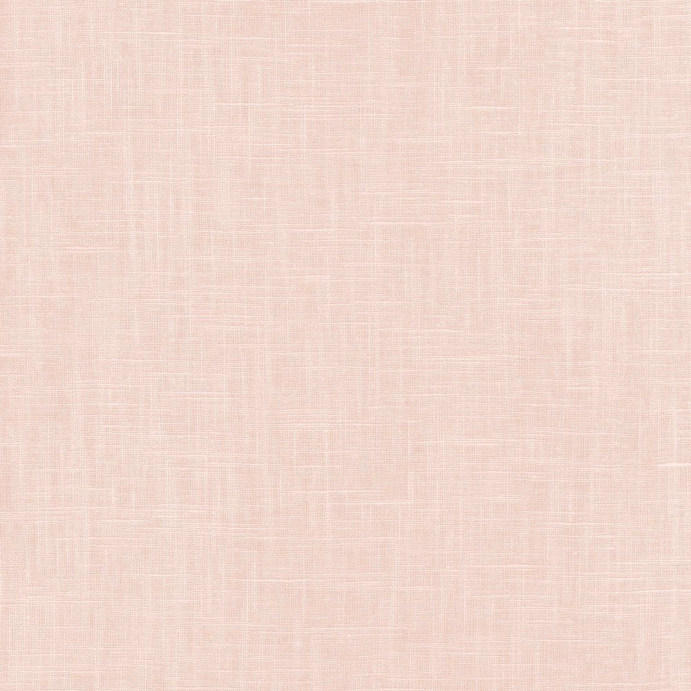 Sample Indie Linen Embossed Vinyl Wallpaper in Rosa from the Boho Rhapsody Collection by Seabrook Wallcoverings