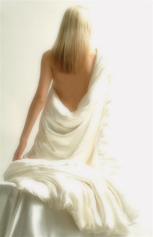 Silk Covered Comforter - Various Sizes design by Kumi Kookoon