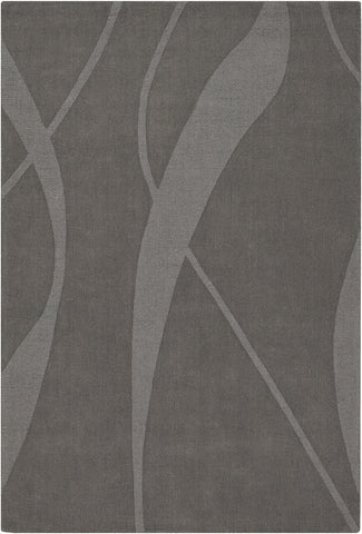 Jaipur Collection Hand-Tufted Area Rug in Grey design by Chandra rugs