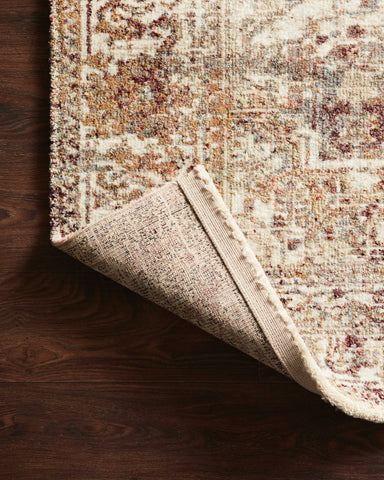Jasmine Rug in Ivory / Multi by Loloi