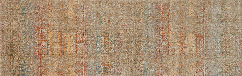 Javari Rug in Smoke & Prism by Loloi