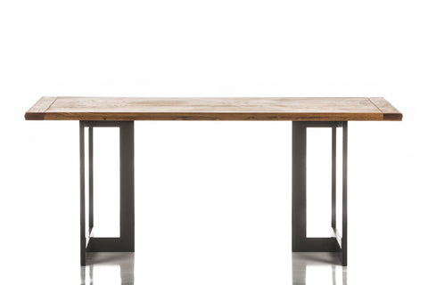 Jesse Beauchamp Collection Table in Grey design by Chandra rugs