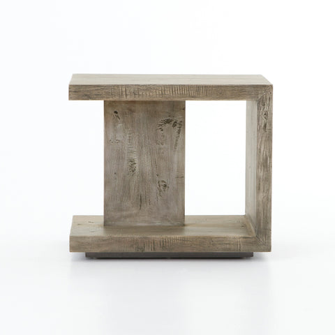 Halden Nightstand in Vintage Grey by BD Studio