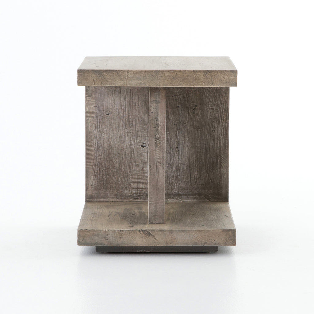 Halden Nightstand in Vintage Grey