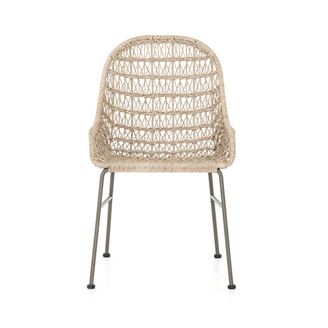 Bandera Outdoor Dining Chair in Various Colors by BD Studio
