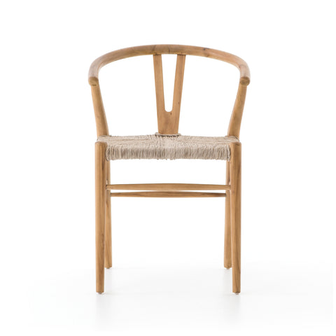 Muestra Dining Chair In Natural Teak