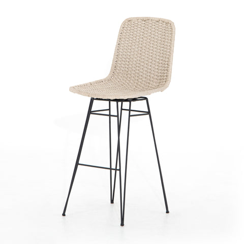 Dema Outdoor Swivel Bar Stool
