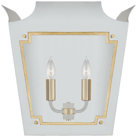 Caddo Lantern Sconce by Julie Neill