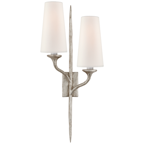 Iberia Double Sconce by Julie Neill