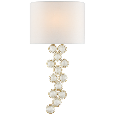 Milazzo Medium Right Sconce by Julie Neill