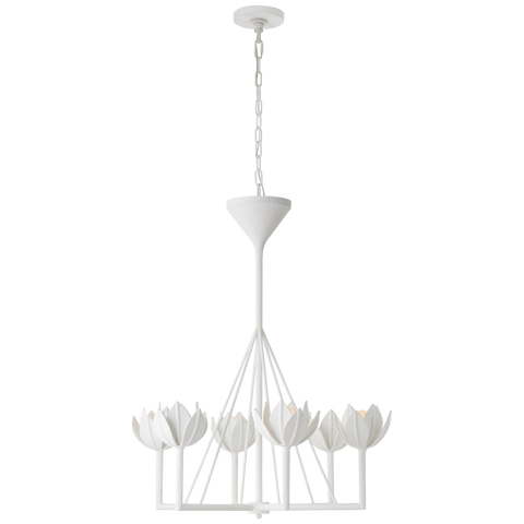 Alberto Small Single Tier Chandelier by Julie Neill