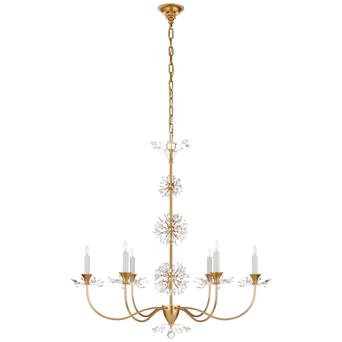 Aspra Medium Chandelier by Julie Neill