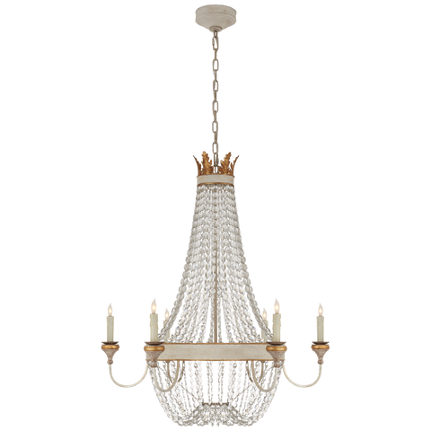 Entellina Chandelier by Julie Neill