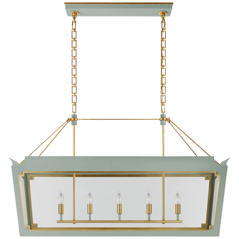 Caddo Medium Linear Lantern by Julie Neill