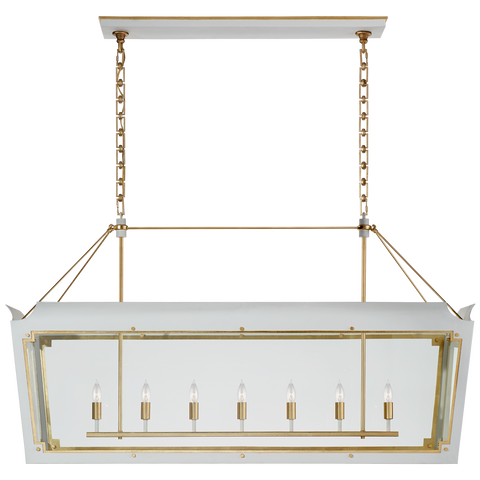 Caddo Large Linear Lantern by Julie Neill