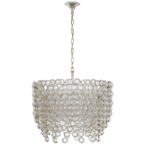 Milazzo Medium Waterfall Chandelier by Julie Neill