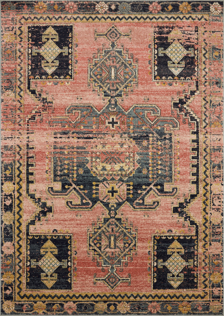 Jocelyn Rug in Rose by Loloi II